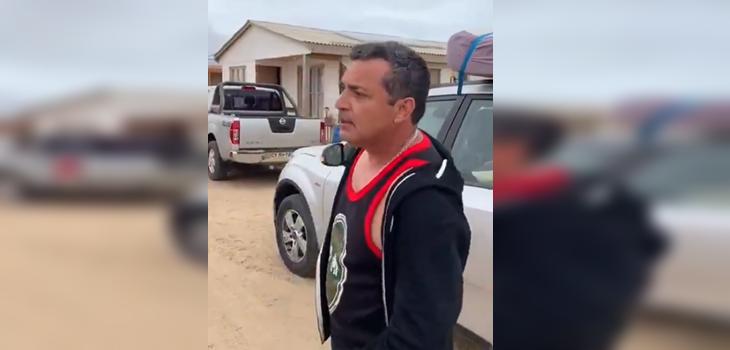 Una insólita situación ocurrió en Caldera, donde un hombre denunció que se habían tomado su propiedad. Lo más increíble, fue la reacción de la persona que lo hizo, quien reconoció el hecho.