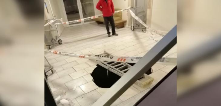 Hombre muere tras caer 8 pisos mientras huía de carabineros por denuncia de violencia intrafamiliar