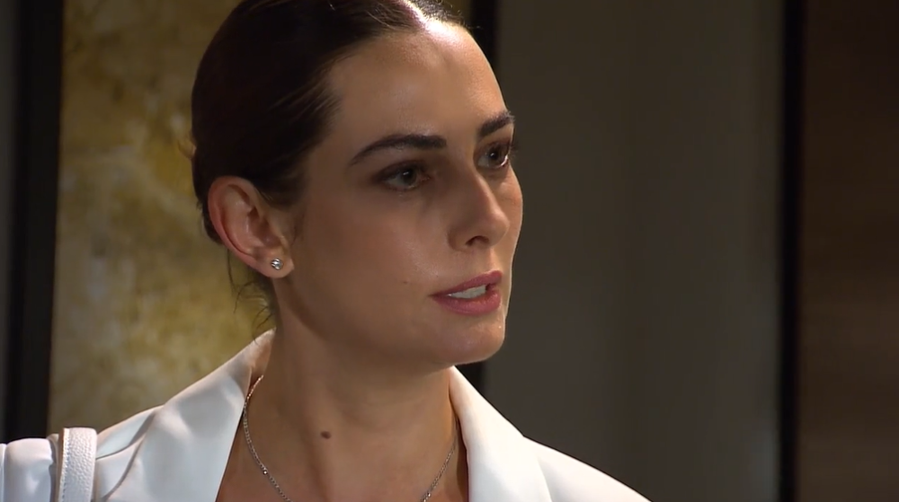 Televidentes lanzan teoría tras esperada revelación de Samanta a Diego en 'Verdades Ocultas'