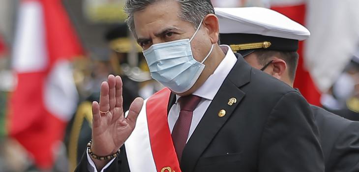 Manuel Merino | Agencia AFP
