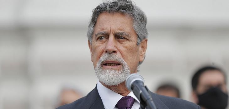 Francisco Sagasti | Agencia AFP