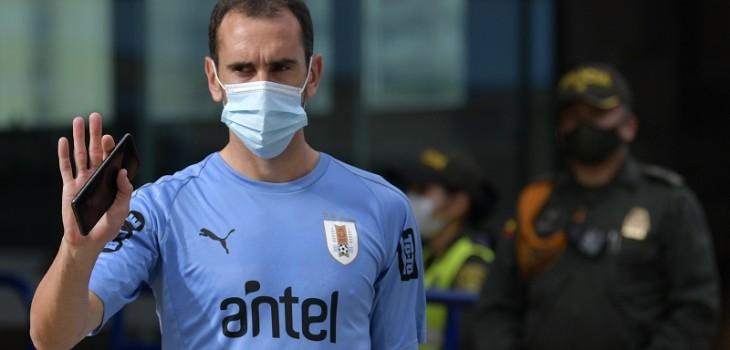 Polémica en Uruguay por brote de COVID en la selección