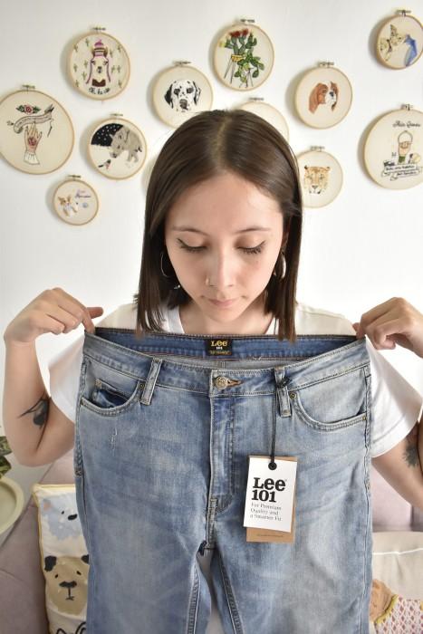 cómo conocer la talla de jeans sin probártelo