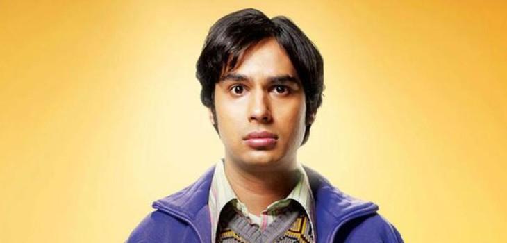 Intérprete de Raj en