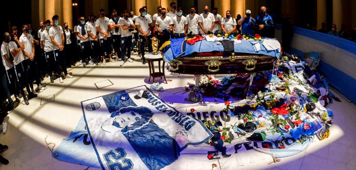 Declaración de enfermera en investigación por muerte de Diego Maradona