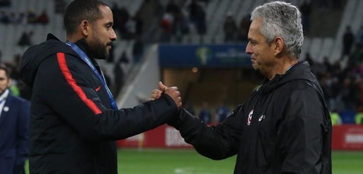 Beausejour reveló la charla con Rueda que lo llevó a volver a la 'Roja'