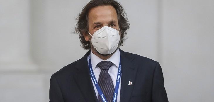 Alberto Dougnac y dichos sobre doctora