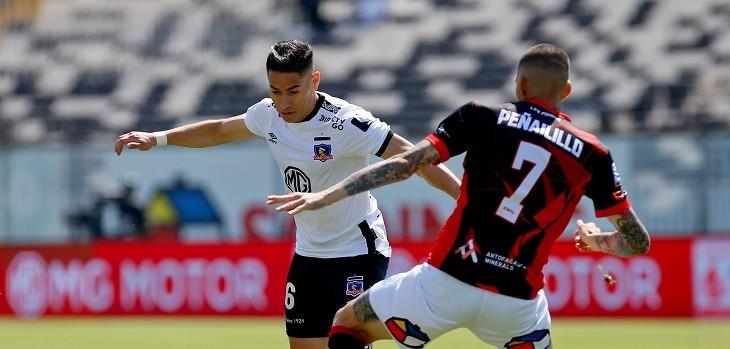 Colo Colo derrotó a Antofagasta y vuelve a celebrar tras ocho meses