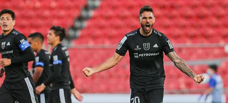 La 'U' rinde homenaje al 'Tanque' Campos con inédita camiseta negra ante Wanderers