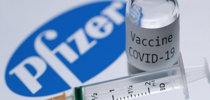Pfizer ingresa documentos a ISP para autorizar uso y distribución de vacuna contra covid-19 en Chile