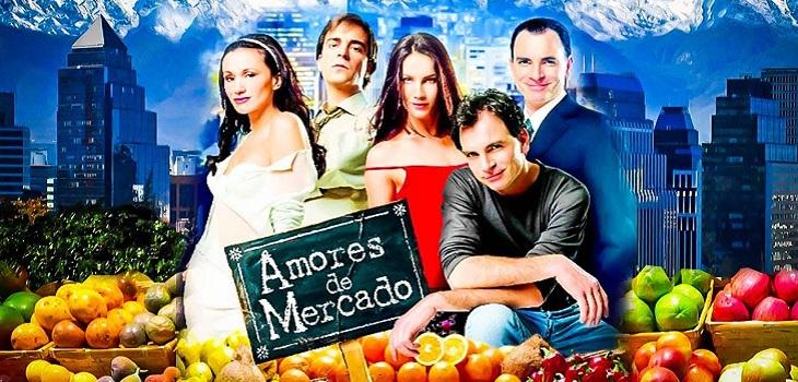 Amores de Mercado | TVN