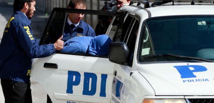 Detienen a presunto autor de brutal homicidio de hombre en situación de calle en Concepción