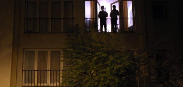 El 73% de brotes de covid-19 en Chile se da en reuniones dentro de casa
