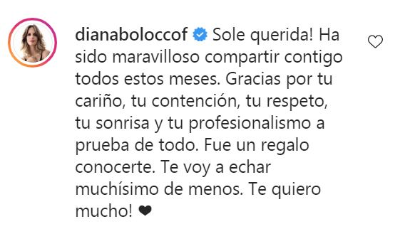 Diana Bolocco y Soledad Onetto