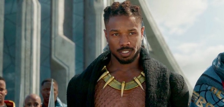 Michael B Jordan | Black Panther | Marvel