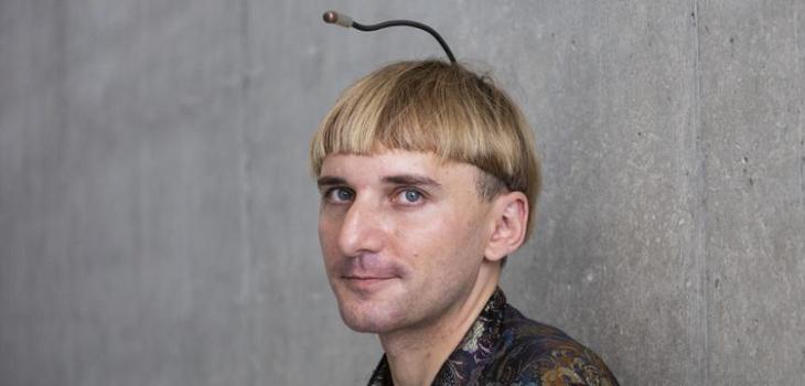 Neil Harbisson cyborg