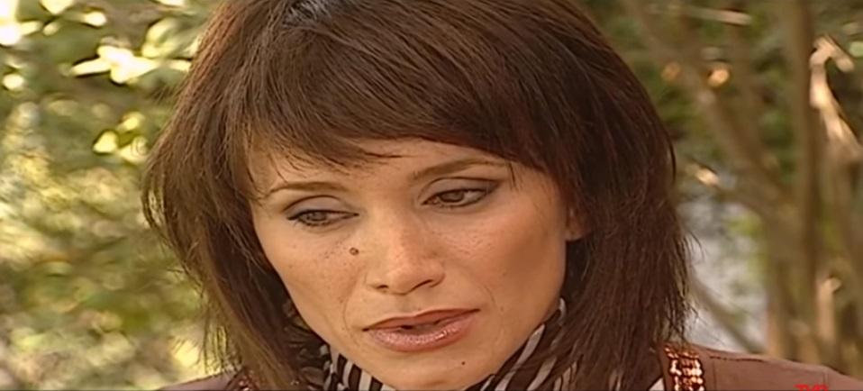 Alejandra Fosalba en Alguien te mira
