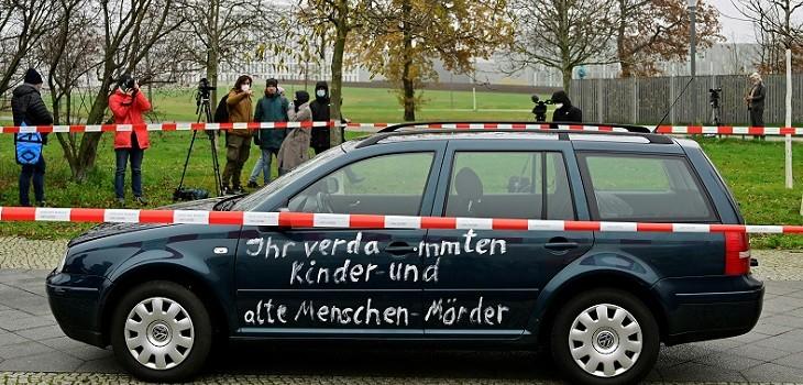 auto choco cancilleria alemana