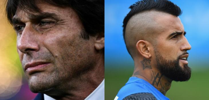 Periodista italiano asegura que hay quiebre entre Conte y Vidal