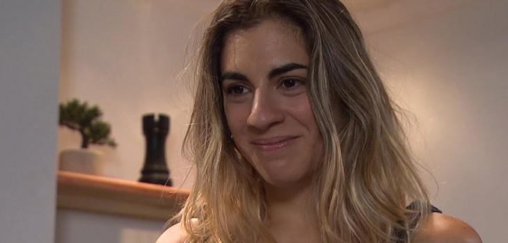 Carmen Zabala cambió su look