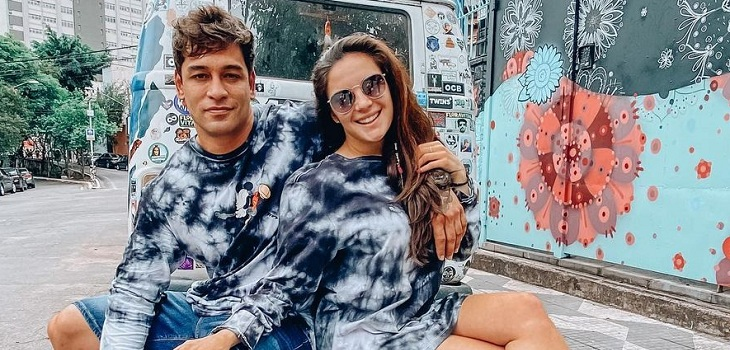 Chantal Gayoso y Thiago Cunha