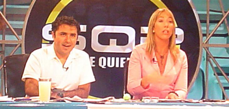 Chico Pérez en SQP
