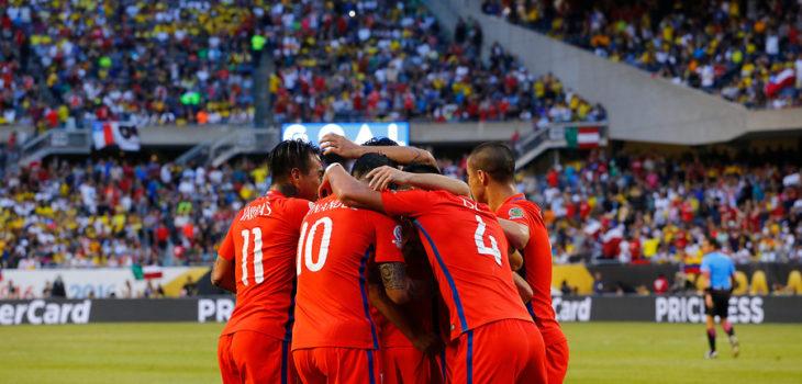 Esta es la programación de la 'Roja' para duelos con Perú y Venezuela