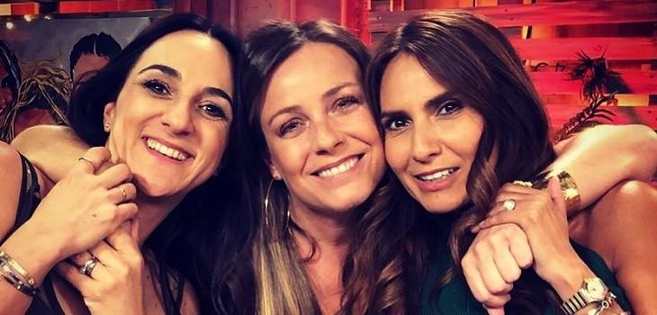 Claudia Conserva tras salida de Renata Bravo y Yazmín Vásquez