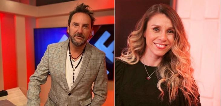 Daniel Fuenzalida habla de despido de Cecilia Gutiérrez