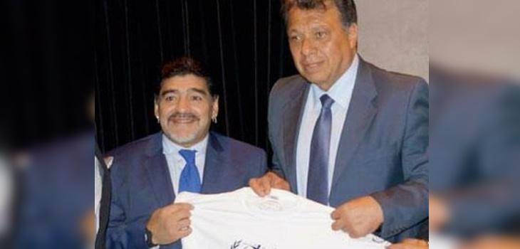 Elías Figueroa y muerte de Maradona
