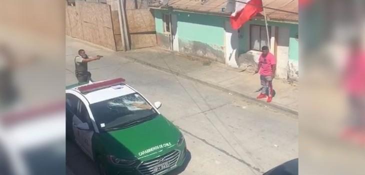 Hombre muere tras operativo policial por VIF: tenía orden de alejamiento de madre y hermana