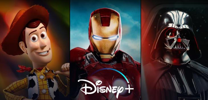 Disney+ ofrece precio promocional para Chile a días del lanzamiento oficial