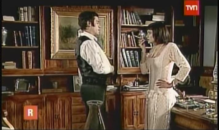 Alejandra Fosalba en El señor de la Querencia