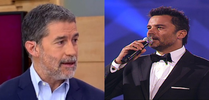 Polo Ramírez reveló desconocido pedido de Felipe Camiroaga en su primer año en el Festival de Viña