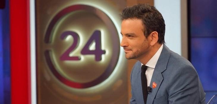 el emotivo mensaje con el que Gonzalo Ramírez se despidió de Prensa de TVN
