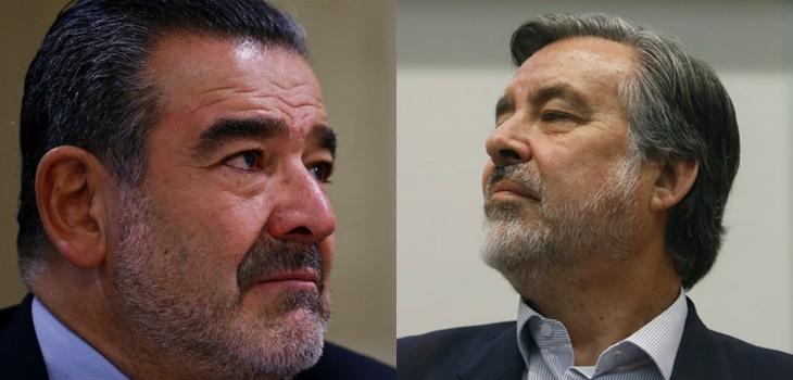 Andrónico Luksic y Alejandro Guillier se enfrentaron en redes tras propuesta de adelantar elecciones
