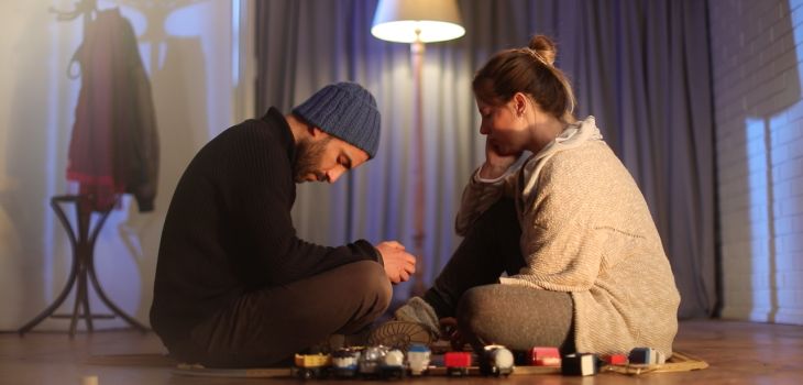 Gabriel Cañas sobre renovada propuesta teatral 'Pequeñas historias de amor'