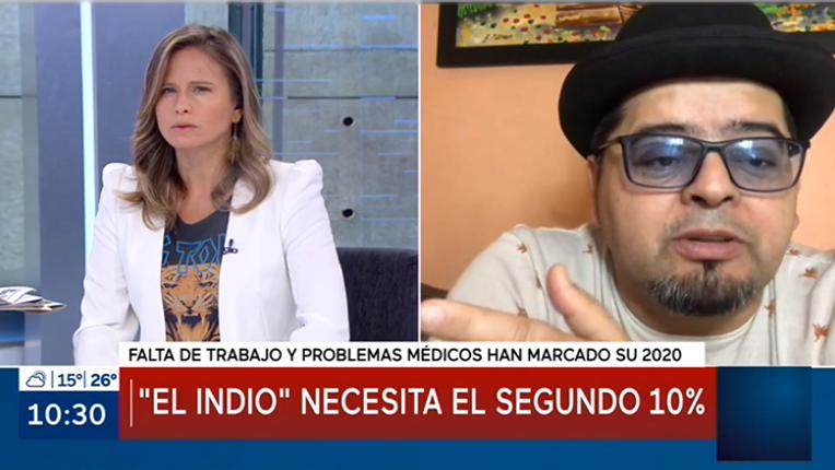 Mauricio Medina anhela poder optar al segundo retiro del 10%