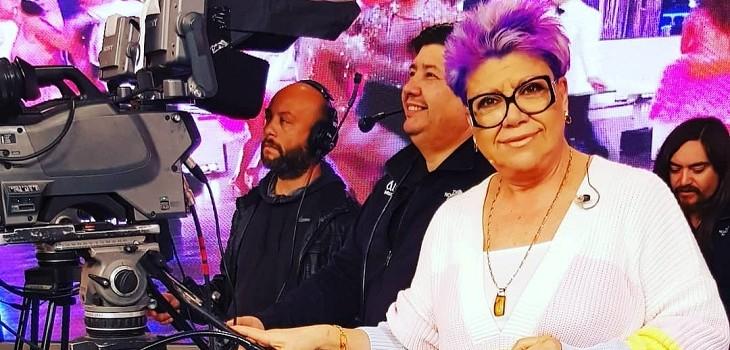 Patricia Maldonado y despido de Mega