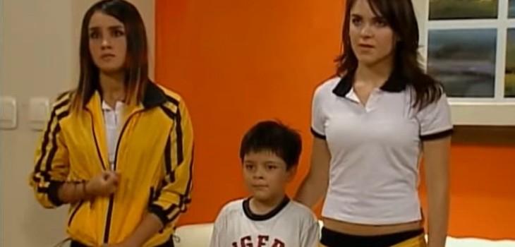 Marcelino en RBD