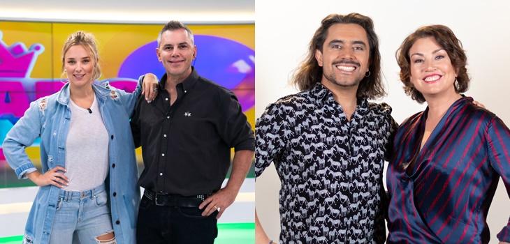 Mega lanzará 'Desafío Millonario' y nueva temporada de 'Selección Nacional' en sábado de estrenos