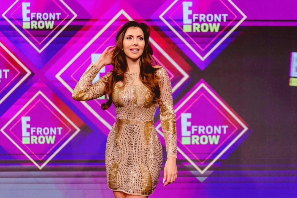 Nataly Chilet contó su experiencia tras conducir programa especial de los E! People's Choice Awards