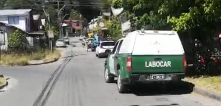 obrino de Alejandro Navarro sufre asalto