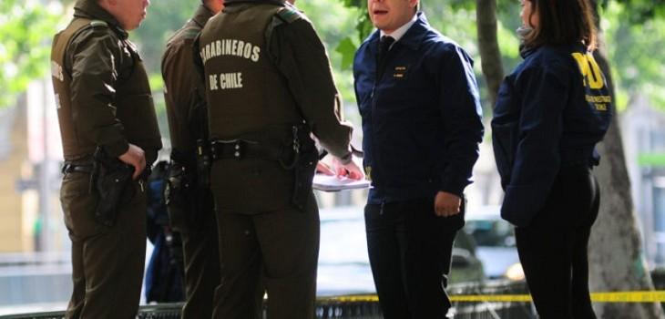 fiscalia instruye pdi niños baleados por carabineros