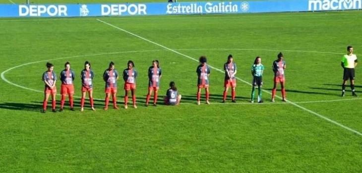 Futbolista española se negó a realizar homenaje a Maradona