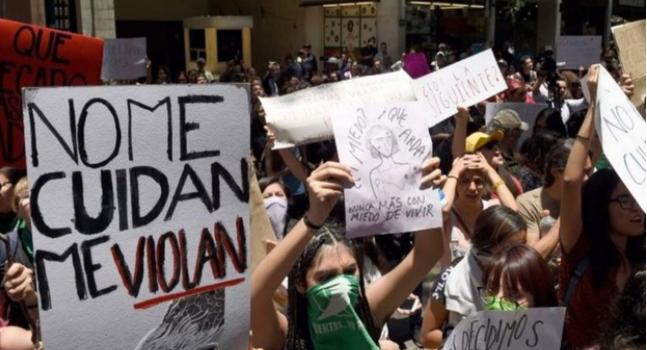 archivaron denuncia de violación en Perú por color de ropa interior