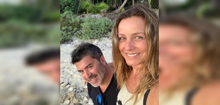 Juan Carlos Valdivia dedicó mensaje a Claudia Conserva tras polémica en 'Milf'