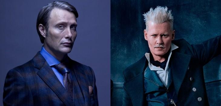 Confirmado: Mads Mikkelsen reemplazará a Johnny Depp como Grindelwald en