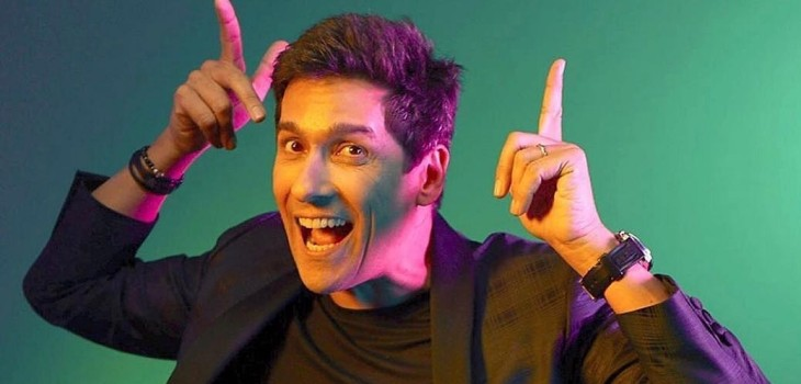 Rafael Araneda prepara el regreso de 'Tu cara me suena' en Univision que tendrá una baja por COVID