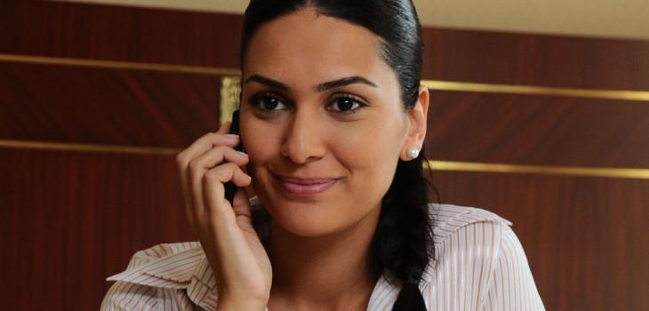 así luce hoy la actriz que interpretó a Sherazade en 'Las mil y una noches'